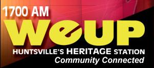 WEUP (AM) radio station in Huntsville, Alabama