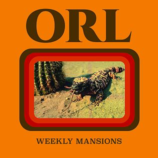 <i>Weekly Mansions</i> 2016 studio album by Omar Rodríguez-López