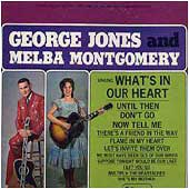 <i>Whats in Our Heart</i> 1963 studio album by George Jones