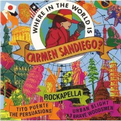 Where in the World Is Carmen Sandiego? (album)