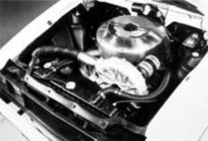The Stirling engine in the 1979 Spirit experimental vehicle - AMC Spirit