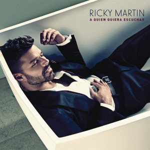 Ricky Martin — PerdГіname (studio acapella)