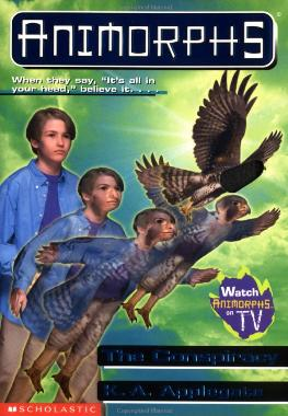 Animorphs Remnants and Everworld Collection PDF eBooks