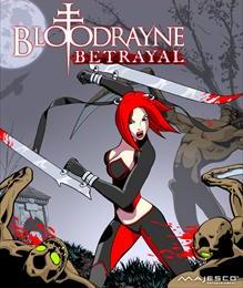 Bloodrayne Betrayal Wikipedia