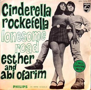 Cinderella Rockefella 1968 single by Esther and Abi Ofarim