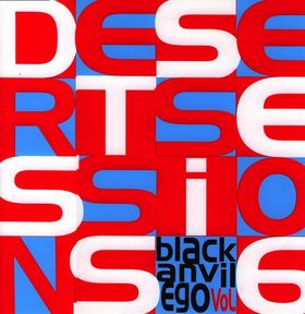 <i>Volume 6: Black Anvil Ego</i> 1999 EP by The Desert Sessions