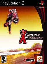 x games skateboarding ps2