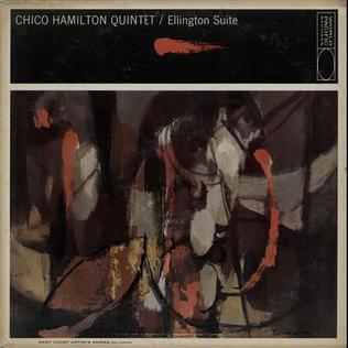 <i>Ellington Suite</i> album by Chico Hamilton