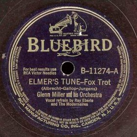 Elmers Tune 1941 single by Glenn Miller and his Orchestra