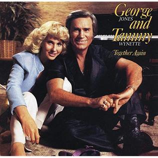 <i>Together Again</i> (George Jones and Tammy Wynette album) 1980 album by George Jones and Tammy Wynette