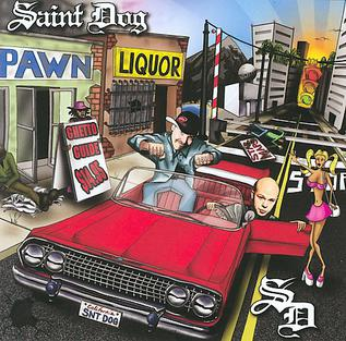 <i>Ghetto Guide</i> 2004 studio album by Saint Dog