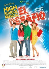 <i>High School Musical: El Desafío</i>