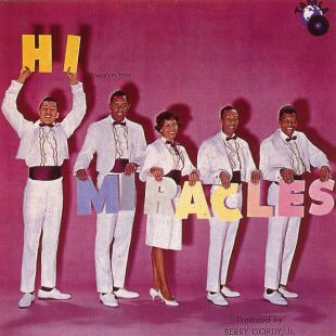 <i>Hi... Were the Miracles</i> 1961 studio album by The Miracles