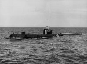 HMS <i>Explorer</i> (submarine)