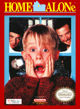 Picture of a game: Home Alone