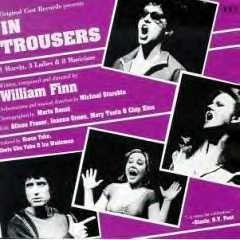 <i>In Trousers</i> musical