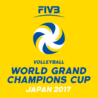 2017 FIVB Volleyball Womens World Grand Champions Cup