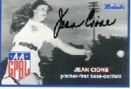 Jean Cione American baseball player