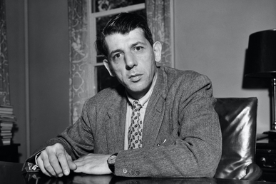 Portrait of John Ciardi