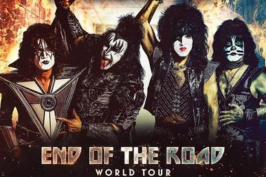 Kiss Tour 2020.End Of The Road World Tour Wikipedia