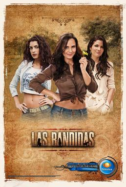 Novela Channel: Las Bandidas - Backstage Photos