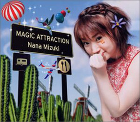 <i>Magic Attraction</i> album by Nana Mizuki