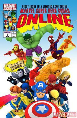 Marvel Super Hero Squad Black Widow Variant