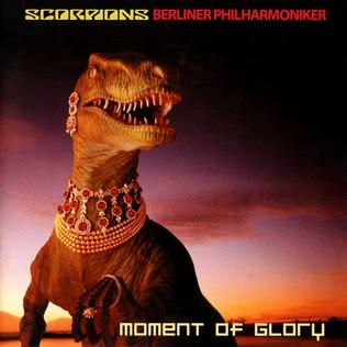 les pochettes d'albums ! - Page 2 Moment_of_Glory_-_Scorpions