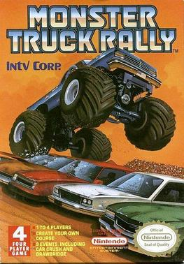 Monster Truck Rally Video Game Wikipedia