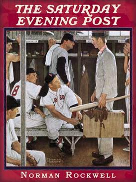 File:Norman Rockwell - The Rookie.jpg