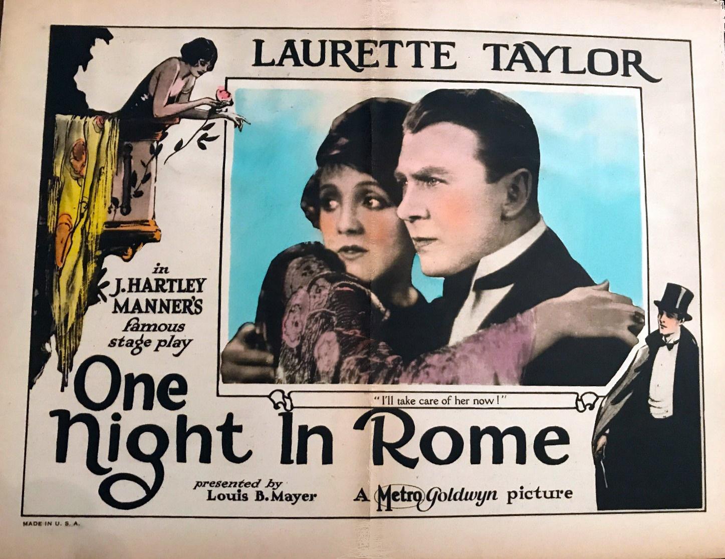 One Night in Rome - Wikipedia