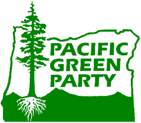 Pacific Green Party political party in Oregon