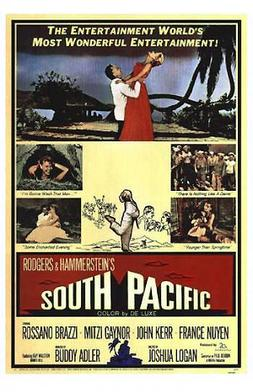 South Pacific 1958 Film Wikipedia