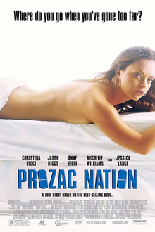 Prozac Nation (2001) movie poster