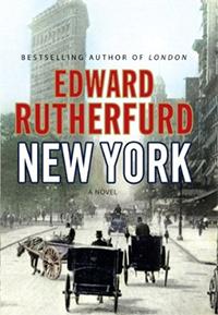 <i>New York</i> (novel) novel by Edward Rutherfurd
