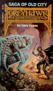 Cover of Saga of Old City