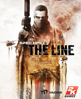 Download Game SPEC OPS The Line Full PC Game