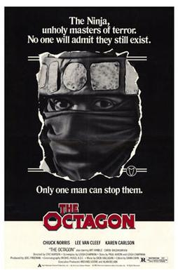 The Octagon Film Wikipedia