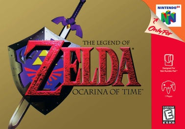 Picture of a game: The Legend Of Zelda: Ocarina Of Time 3d