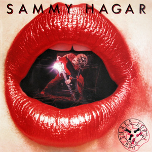<i>Three Lock Box</i> 1982 studio album by Sammy Hagar