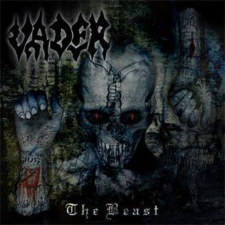 <i>The Beast</i> (Vader album) 2004 studio album by Vader