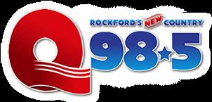 WXXQ country music radio station in Freeport, Illinois, United States