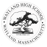 Wayland High School (crest)