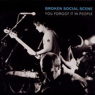 <i>You Forgot It in People</i> 2002 studio album by Broken Social Scene