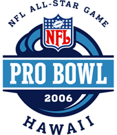 2006 Pro Bowl National Football League all-star game for the 2005 season