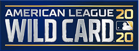 2020 American League Wild Card Series Professional baseball postseason series