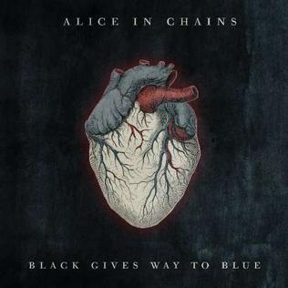 <i>Black Gives Way to Blue</i> album by band Alice in Chains