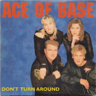 Ace of Base — Don't Turn Around (studio acapella)