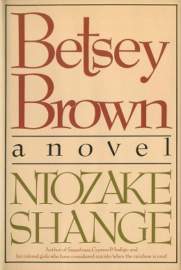 <i>Betsey Brown</i> book