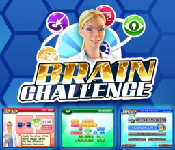 <i>Brain Challenge</i> 2007 video game